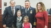 Pa. fire chief may be forced out due to residency requirement