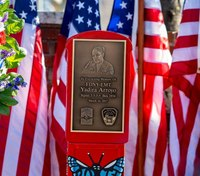 Fallen FDNY EMT honored with emergency call box