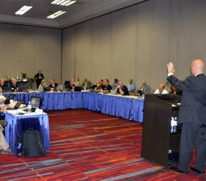 NAEMT Annual Meeting and EMS World Expo 2013. (Photo/NAEMT)
