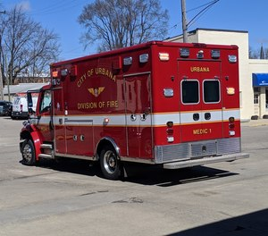 The City of Urbana Fire & EMS Division will work with Mercy Health Urbana Hospital to implement a community paramedicine program focused on outreach to rural areas.