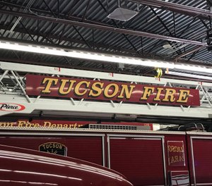 City officials declined to comment on the verdict but said the city is considering its appeal options. (Photo/Tucson Fire Department Facebook)