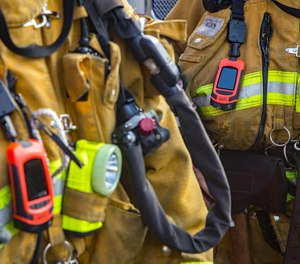 The department previously only required one large thermal imaging device to be present on each apparatus, but now each firefighter will have a TIC on their person while on duty.