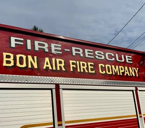 The Bon Fire Company was established in 1918. (Photo/Bon Fire Company)