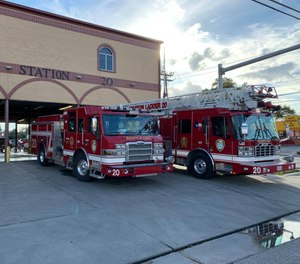 The proposal headed to council on Wednesday shows that most of the staff reductions would come from firefighters, engineers and captains. (Photo/Houston Fire Department)