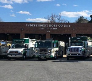 Frederick County will be taking over the Independent Hose Company's Advanced Technical Rescue Team beginning on Nov. 1. (Photo/Independent Hose Company #1 Facebook)