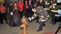 The golden legacy of San Francisco's little hydrant that could