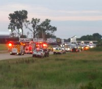 3 dead after shooting at Wis. drag racing event; suspect at large