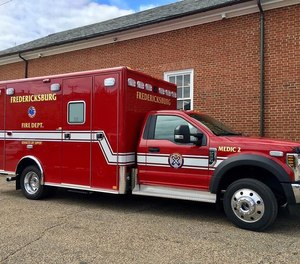 The two ALS medic teams and vehicles will be available to respond to 911 medical calls.