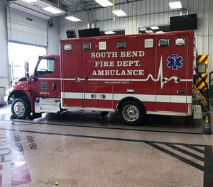 A South Bend firefighter was suspended for 10 days after showing up three hours late for work, causing a medic rig to be put out of service.