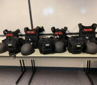 Mass. city fire-EMS department buys ballistics gear