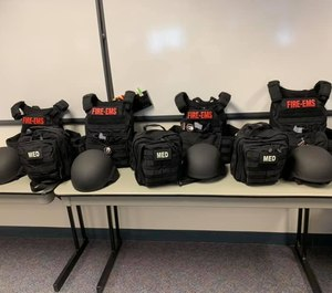 Fire departments are increasingly equipping themselves with ballistics gear so they can go into those warm zones, along with law enforcement, and provide swift and critical care.