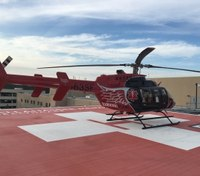 Ala. city restores air ambulance service