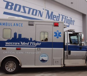Critical care nurses and paramedics will have 24-hour access to the products and based on experience, Boston MedFlight said it will impact between 120 to 180 patients a year. (Photo/Boston MedFlight)