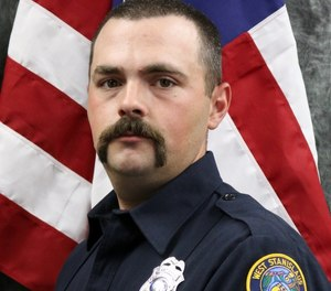 West Stanislaus Fire Protection District Firefighter Richard Gerety had been working the Caldor Fire for 10 days when he was seriously injured on Aug. 28.