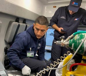 We can rely on the experiences of our mentors until we develop our own. Reaching out to a mentor or colleague can often times be incredibly helpful and provide a different perspective that may not have been considered. (Photo/Crafton Hills Paramedic Program)
