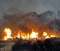 Ariz. honors fallen Granite Mountain Hotshots killed by fire 5 years ago
