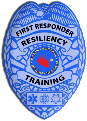 The tagline for First Responders Resiliency Inc. is