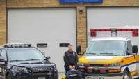 'Innovative' partnership allows police officer to double as paramedic