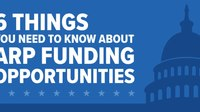 6 things you need to know about ARP funding opportunities (infographic)