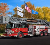 Ind. fire chief says beds removed from station for safety; union president calls it 'retaliation'