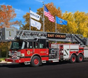 East Chicago Fire Chief Anthony Serna says beds were removed from a fire station due to a COVID-19 outbreak, but union members say the removal was retaliation for recent criticism of the department's response to the outbreak.