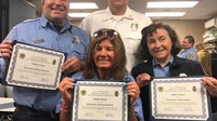 Pittsburgh paramedics honored forheroics in 2018 synagogue shooting