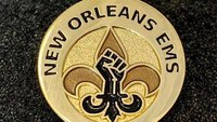 'Equitable care': New Orleans EMS unveils optional Black Lives Matter pins for employees
