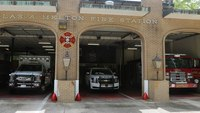 Ala. fire captain stabbed at station