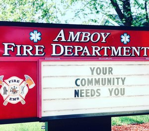 A bill that would allow more medical professionals to volunteer for rural Illinois EMS agencies passed in the state House this week. The idea for the bill came from the chiefs of the Amboy Fire Protection District and Dahnida/Oak Run Fire District.