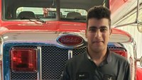 Ill. firefighter of 5 days dies after crash en route to call