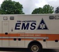 3 injured in head-on ambulance crash in Michigan