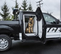 Ford debuts new F-150 for law enforcement