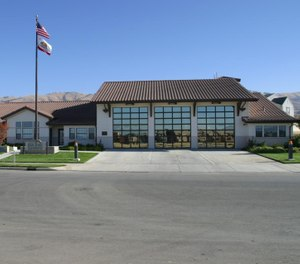 The San Jose Fire Department's Station 31 was among the facilities deep-cleaned as officials raced to trace and contain the spread of COVID-19 within the department. (Photo/San Jose Fire Department)