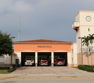 An internal audit at West Palm Beach found uncontrolled overtime spending at the city's fire and police departments. (Photo/West Palm Beach)