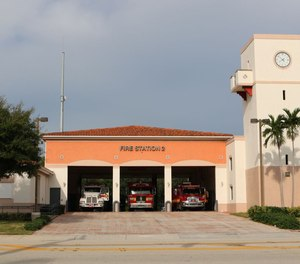 An internal audit at West Palm Beach found uncontrolled overtime spending at the city's fire and police departments.