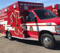 NM FD equips rigs with phones to screen patients before contact