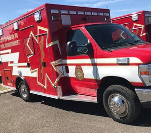 The Santa Fe Fire Department has equipped all of its ambulances with cellphones so EMS providers can call patients prior to making contact and screen them for COVID-19 symptoms.