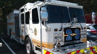Md. firefighter found unconscious at fire station remains hospitalized