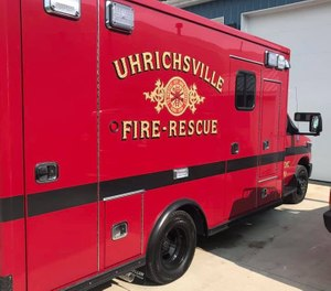 A proposal by the Uhrichsville Fire Department is among the three ambulance proposals being considered by community leaders in the Twin Cities area. (Photo/Uhrichsville Firefighters IAFF Local 4265)