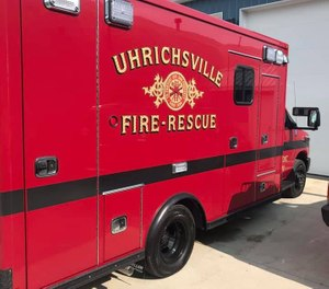 The proposed cost for the fire department to provide primary EMS is $24 per Uhrichsville resident, a figure derived from the amount raised by an existing property tax levy dedicated to the purpose. (Photo/Uhrichsville Firefighters IAFF Local 4265)