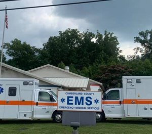 Cumberland County EMS is hoping to acquire enough Lucas devices to stock all eight of its ambulances. So far, the agency has been able to purchase four of the automatic compression devices.