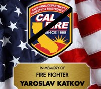 CAL FIRE firefighter dies after medical emergency during training hike