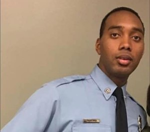 The cause of death of Daniel Lewis  is under investigation. (Photo/Richmond Fire Department)