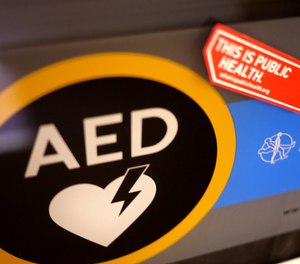 There's ample opportunity for your agency to get some face time with your citizens by providing training on AED use, or even your local community AED program.