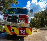 Fla. firefighter arrested for possession of child porn at work