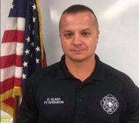 La. firefighter dies in vehicle crash on his way to work
