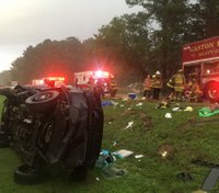 17 hospitalized in NC multi-passenger van crash