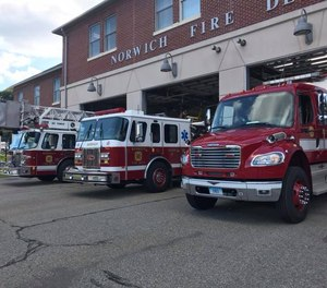 The Norwich Fire Fighters Local 892has been at odds with city administrative leaders over how on-the-job exposures have been treated since the start of the coronavirus pandemic, current union PresidentMichael Podzalinesaid.