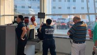 EMS, docs and volunteers en route to Bahamas aboard cruise ship