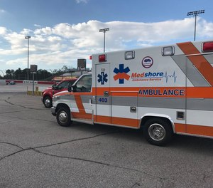 Medshore Ambulance officials discussed ways they're working to improveBamberg County'sambulance service and their efforts to add another truck during a virtualJune 7meeting.